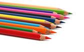 Crayons de groupe — Photo