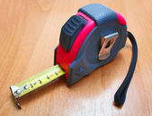 Roulette for measuring of length — Foto Stock