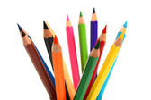 Sharp pencils — Stock Photo