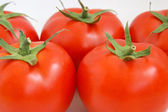 Tomatoes close-up — Stock Photo
