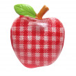 Apple hairpin — Stock Photo