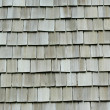 Shake shingles - Stock Photo