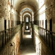 Prison cellblock — Stock Photo