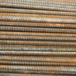 Pile of rebar — Stock Photo