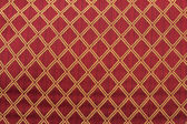 Red and gold dimond pattern — Stock Photo