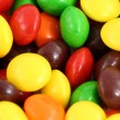 Stock Photo: Coloful candy Background