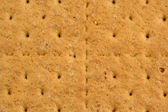 Graham cracker background — Stock Photo