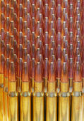 30-06 bullets abstract background image — Stock Photo