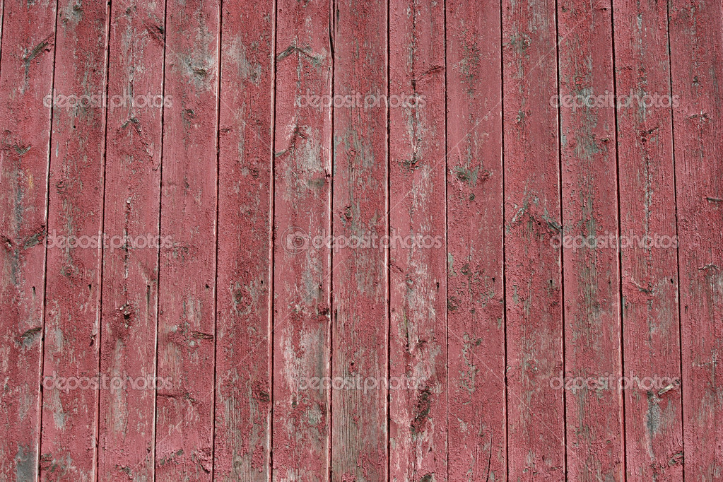 A Red wooden barn background image — Stock Photo #2039268