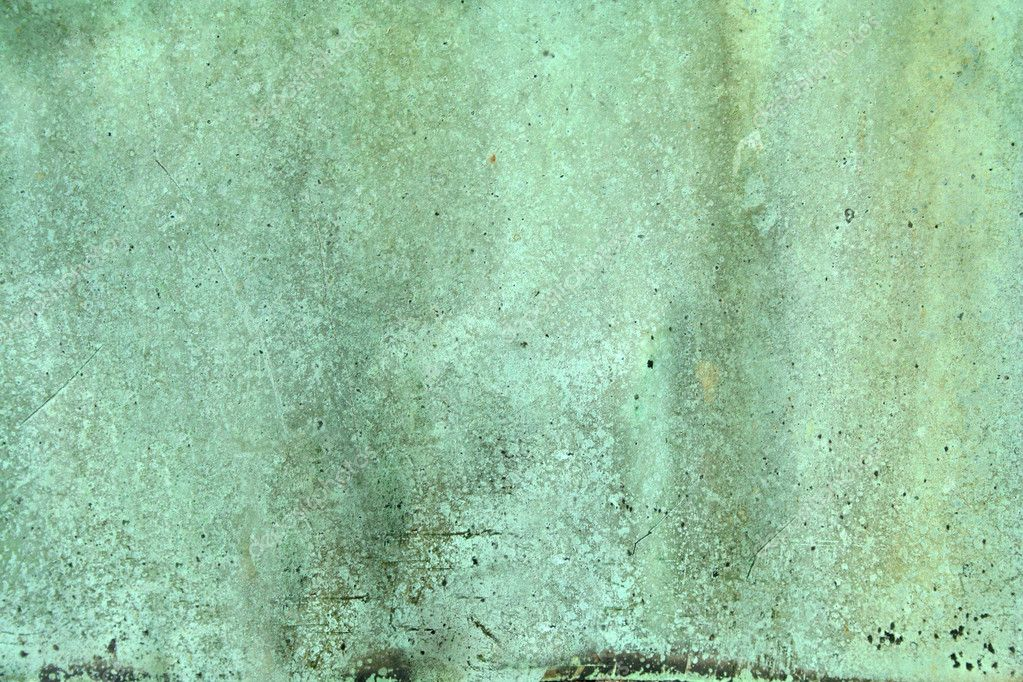 weathered green copper background -#main