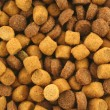 Stock Photo: Dry Cat food background