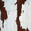Stock Photo: Chipping paint