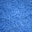 Stock Photo: Blue Terry cloth background texture