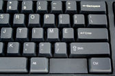 Time on a Keyboard — Stockfoto