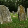 Old Gravestones — Stock Photo