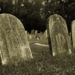 Royalty-Free Stock Photo: Old Gravestones