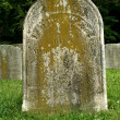 Old Gravestone — Stock Photo