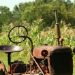 Old Tractor - Stockfoto