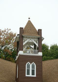 Old Church Steeple — Stock Photo