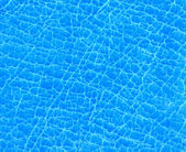Blue skin or water — Stock Photo