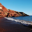 Red Beach — Stock Photo #1960078