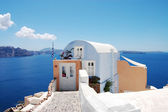 House in Oia, Santorini — Stock Photo