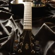 Black Guitar — Stock Photo #2052488