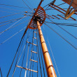 Tall Mast — Stock Photo #2079138