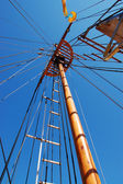 Tall Mast — Stock Photo
