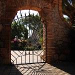 ������, ������: OLd cellar gate