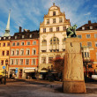 Stockholm, the Old Town — Stock Photo #2198932