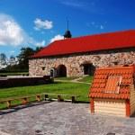 Old Korela fortress — Stock Photo #2199091