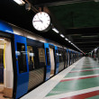 Swedish metro — Stock Photo #2585077