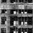 Royalty-Free Stock Photo: Building under construction