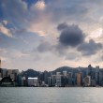 Cityscape hong Kong — Stok fotoğraf