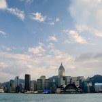 gród z hong Kongu — Zdjęcie stockowe #2018270