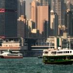 Hong Kong ferry — Stock Photo #2019278