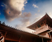 Beautiful Chinese temple — Stock Photo