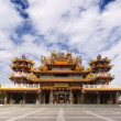 Stock Photo: Classic Chinese temple