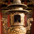 Chinese incense burner — Stock Photo