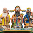 Color Chinese god — Stock Photo #2021959
