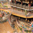 Chinese roof surround temple — Stock Photo #2022203