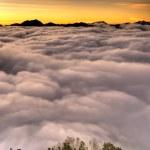 Dramatic sunrise scenic — Stock Photo #2024071