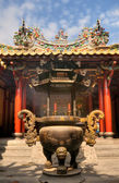 Eastern traditional temple — Stock Photo
