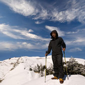 Mountaineer — Stock Photo