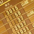Departure timetable — Stock Photo #2160601