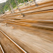 Royalty-Free Stock Photo: Railway track