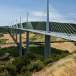 Bridge Millau - Stock Photo
