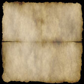 Vintage parchment — Stock Photo