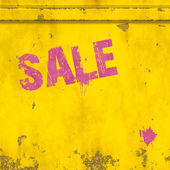 Pink sale — Stock Photo